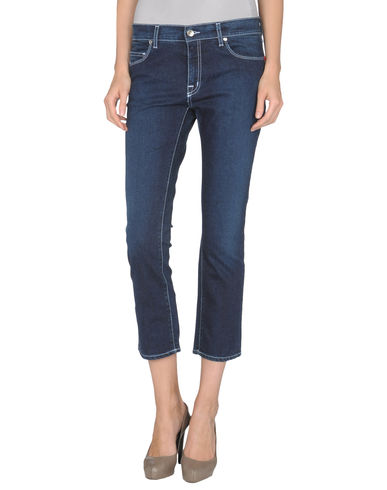 MOSCHINO JEANS - Denim capris
