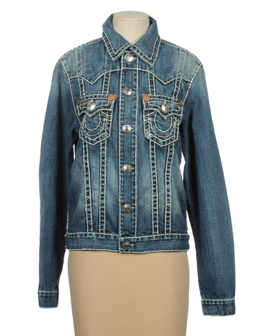 TRUE RELIGION - Denim outerwear
