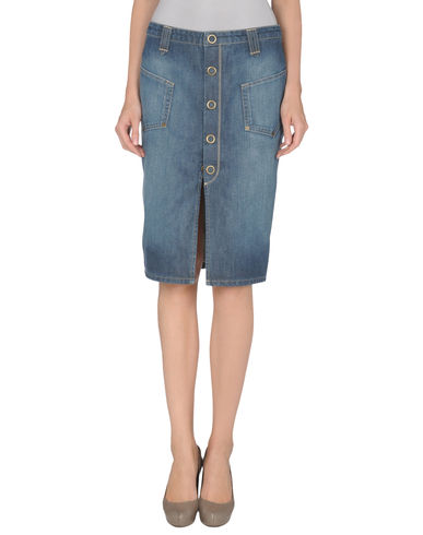 L.J - Denim skirt