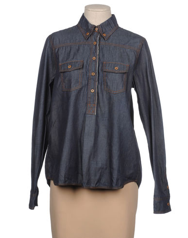 SEMI-COUTURE - Denim shirt