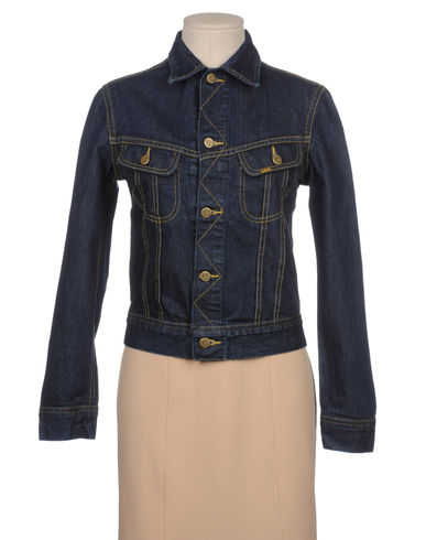 LEE - Denim outerwear