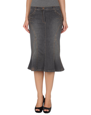 L.P. SPORT by L.PUCCI - Denim skirt