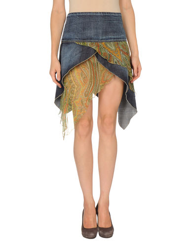 S.O.S by ORZA STUDIO - Denim skirt