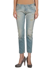(+) PEOPLE - Denim capris