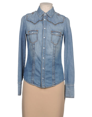 LIU •JEANS - Denim shirt