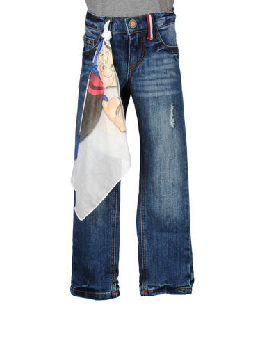 MONNALISA NY & LON - Denim pants