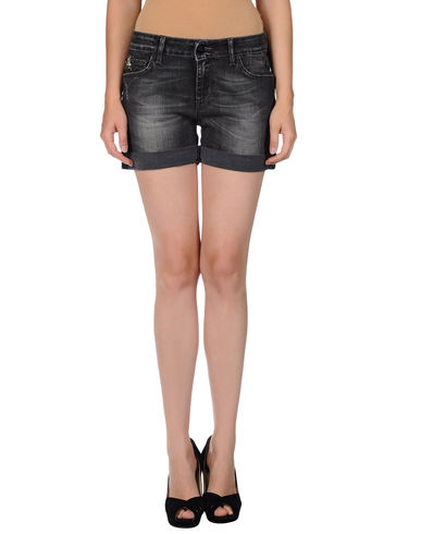 LIU •JEANS - Denim shorts