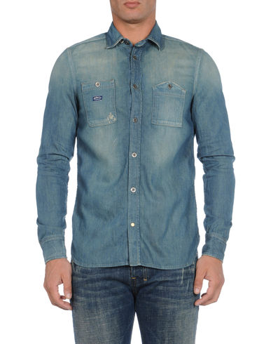 DIESEL - Denim shirt