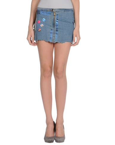 IOVINELLA - Denim skirt