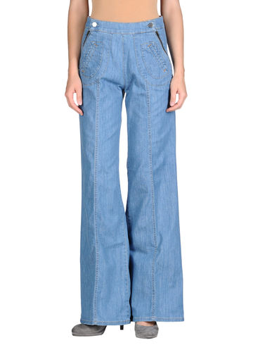 STELLA McCARTNEY - Denim pants