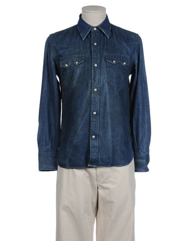 EDWIN - Denim shirt