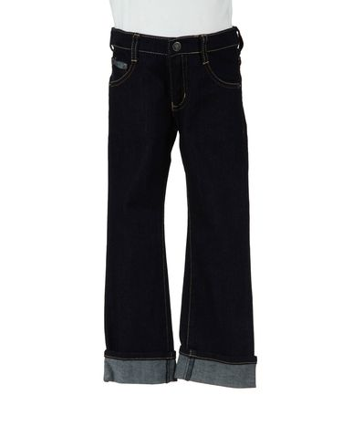 ARMANI JUNIOR - Denim pants