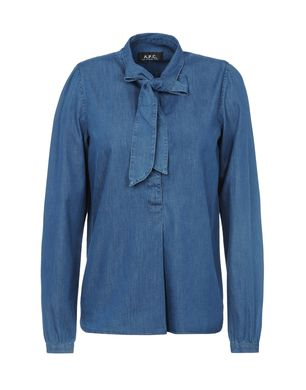 Denim shirt Women's - A.P.C.
