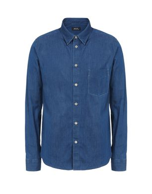 Denim shirt Men's - A.P.C.