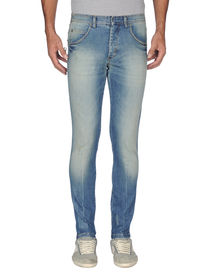 GAETANO NAVARRA - Denim pants
