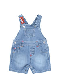 MIRTILLO - Denim dungaree
