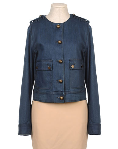 LANVIN LOVES ACNE - Denim outerwear