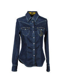 VIVIENNE WESTWOOD ANGLOMANIA LEE - Denim shirt