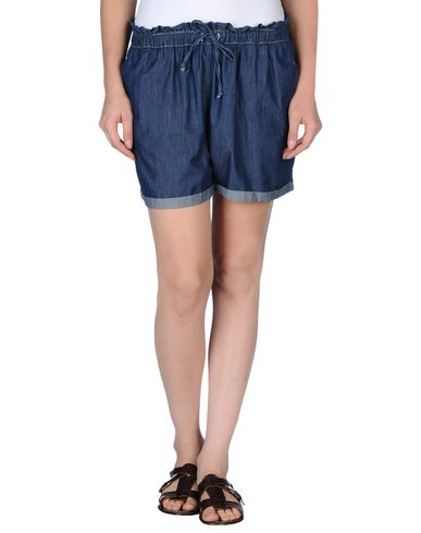 LOVE MOSCHINO - Denim bermudas