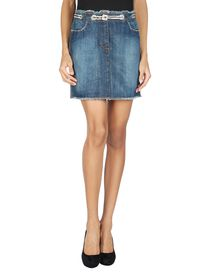 JEAN PAUL GAULTIER FEMME - Denim skirt