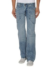 LEVI'S BLUE - Denim pants