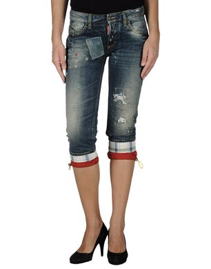 DSQUARED2 - Denim bermudas