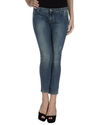 PF PAOLA FRANI - Denim pants