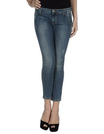 PF PAOLA FRANI - Denim trousers