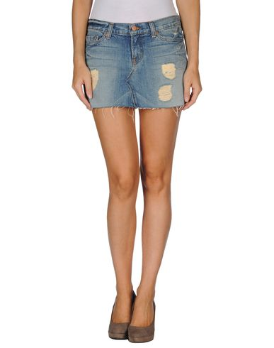 J BRAND - Denim skirt