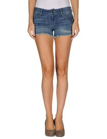 BLACK ORCHID - Denim shorts
