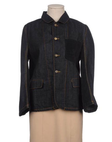 MARNI - Denim outerwear