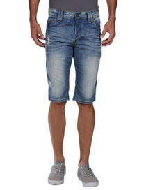 GALLIANO - Denim bermudas