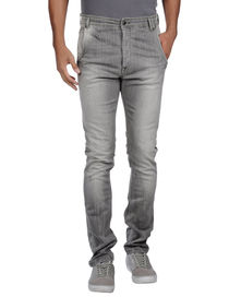 DANIELE ALESSANDRINI DENIM - Denim trousers