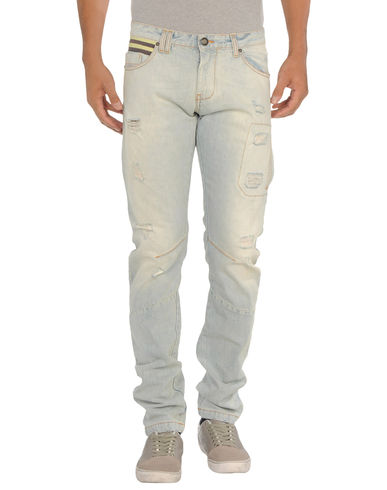 GALLIANO - Denim trousers