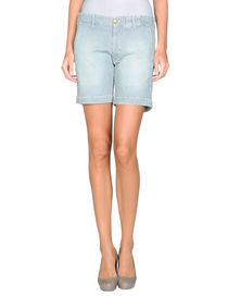 MONOCROM - Denim shorts