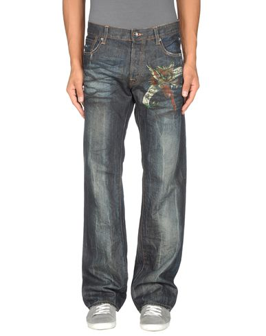 ED HARDY - Denim pants