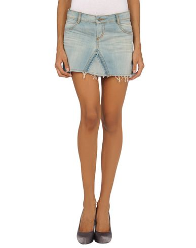 DENNY ROSE - Denim skirt