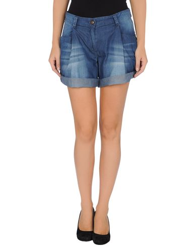 MOSCHINO CHEAPANDCHIC - Denim bermudas