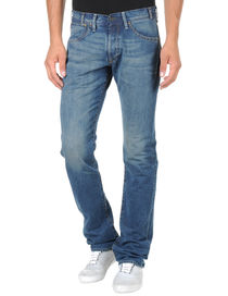 PAUL SMITH JEANS - Denim trousers