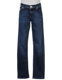 JACOB COHЁN JUNIOR - Denim trousers