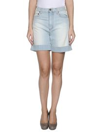 FRANKIE MORELLO - Denim bermudas