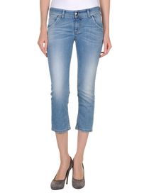 SCEE by TWIN-SET - Denim capris