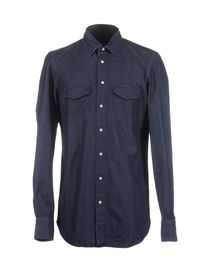 BOGLIOLI - Denim shirt