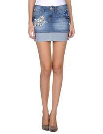 JUST FOR YOU - Denim skirt