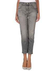 GOLDEN GOOSE - Denim capris