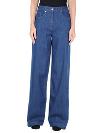 DRIES VAN NOTEN - Denim trousers