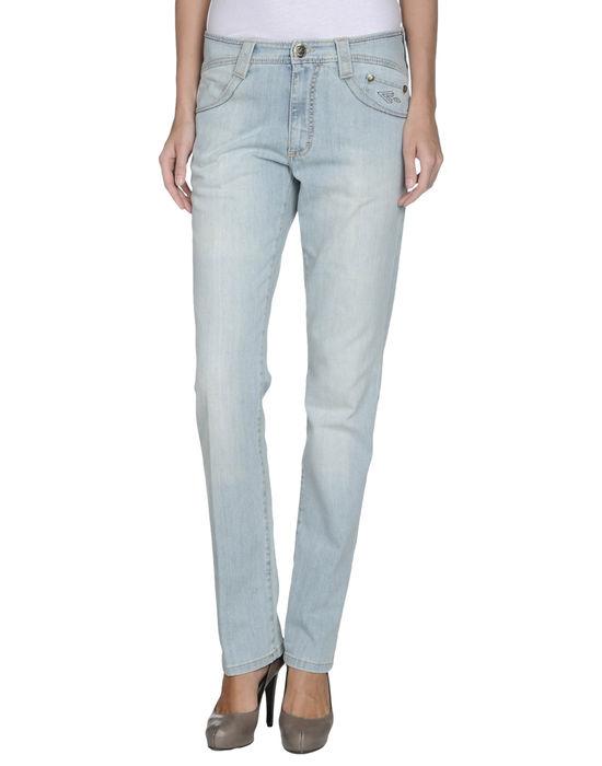 CARLO CHIONNA Джинсовые брюки