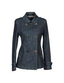 TAGLIATORE - Denim outerwear