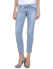 ERMANNO SCERVINO - Denim capris