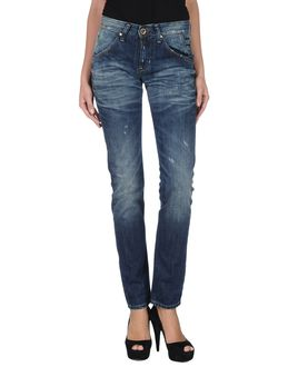 TAKE-TWO Denim pants - Item 42271984